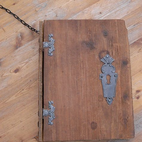 Kunstbuchbinderei buch sixl