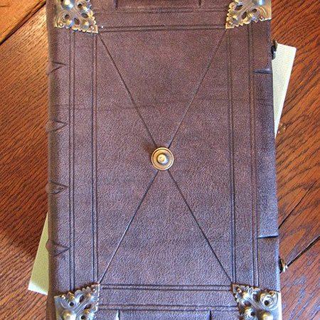 Kunstbuchbinderei buch sixl alte bücher